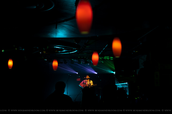 Andrew Parker-Renga: Live Music at Nectar's in Burlington, Vermont (1)