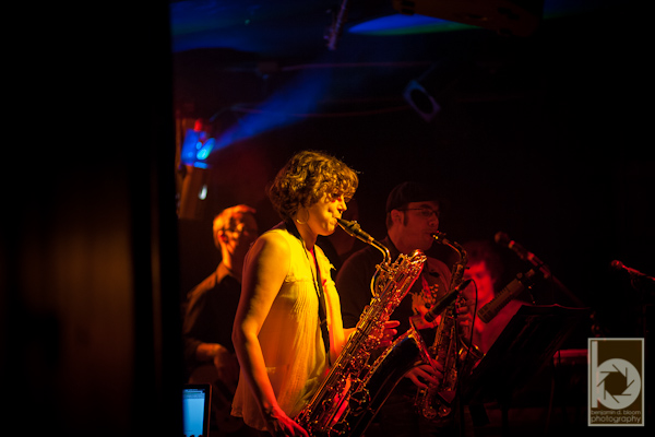 Burlington Discover Jazz Festival - The Necessary Means at Nectar's (June 5, 2012) (14)